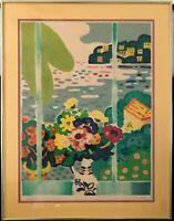 Guy Charon- French artist, Lithograph, signed and numbered print