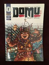 Domu - A Child's Dream Volume One 1 Very Good Condition Dark Horse Comics RARE