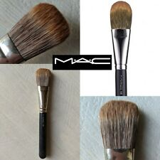 MAC COSMETICS 189 POWDER FOUNDATION BRUSH USED ONLY ONCE RARE DISCONTINUED