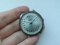 Rare USSR RUSSIAN Watch RAKETA 24 HOURS Antarctic POLAR NAVY 2623.H SU Serviced