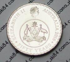 2016 Australian 20c Twenty Cent Coin Changeover 50th Anniversary EX-Bag UNC