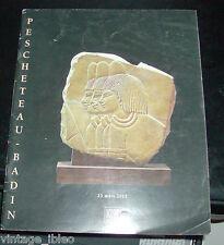 PESCHETEAU-BADIN catalogo asta ARCHEOLOGIA EGITTO ORIENTE GRECIA ROMA 25/3/2011