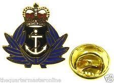WRNS Womens Royal Naval Service Lapel Pin Badge