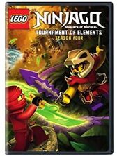 Lego Ninjago: Masters of Spinjitzu - Season Four [New DVD] 2 Pack, Eco Amaray