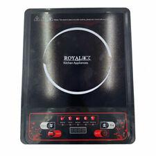 Piastra induzione fornello portatile elettrico piano cottura cucina 2000W