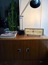 """Grand réveille,Horloge vintage """"Victoria"""" mécanique,boîte à musique,date,alarme"""