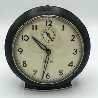1940's Big Ben Westclox Loud Alarm Clock Model 6 48-H Works Vintage Loud