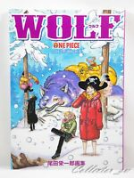 3-7 Days JPOne Piece Color Walk Vol.9 Tiger Eiichiro Oda Illustrations