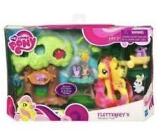 Hasbro My Little Pony Story Pack Playset Fluttershys Nursery Tree