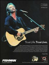 Travis Tritt Signature Martin Acoustic Guitar with Fishman Preamp 2008 ad print