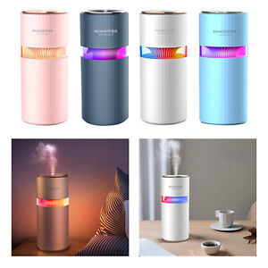 400ml Cool Mist Mini Humidifier Personal Compact Humidifiers Car Moist