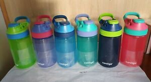 Contigo Kids Drinks Bottle with Spill-Proof, Auto Seal Cap - Easy Clean BPA Free