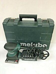 Metabo FSR 200 Intec 200W 1/4 Sheet Palm Sander 240V (72452/BH)