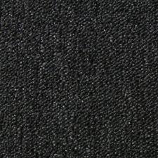 More details for 20 x charcoal black carpet tiles 5m2 heavy duty commercial grey premium flooring