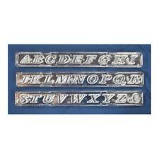 Windsor Cake Craft Script Uppercase Letters Clickstix Cutter