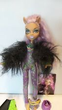 Monster High Clawdeen Wolf Ghouls Rule Figura Muñeca