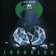 Loudness - Devil Soldier (2011)  CD  NEW/SEALED  SPEEDYPOST