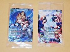 Dragon Ball Z: Bardock Father Guko Fusion Reborn (2018) PR P-069 Sealed New Card