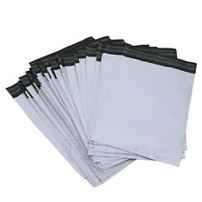 100Pcs Poly Mailer Self Sealing Plastic Shipping Mailing Bag Envelope 20*34cm