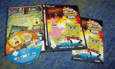 Spongebob Schwammkopf Der Film PC Spiel PC Version mit Anleitung DEUTSCH