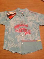 Bnwt Garçons Shirt par Designer Français MINIMAN (2 ans) * GRATUIT UK P & p * RRP £ 25