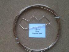 1.2 mm x 10 M 18 SWG bronzo gioielli/Craft Wire Bonsai Formazione MODELLI ART