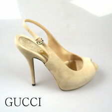 GUCCI DAMEN BUSINESS SCHUHE DONNA DECOLTE PUMPS NEW ORIGINALGR. 35,5