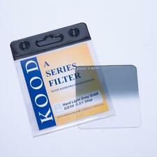 KOOD A SERIES ND2 LIGHT GREY HARD GRADUATED FILTER COKIN NEUTRAL DENSITY GG1H