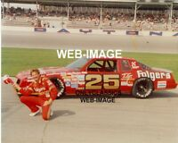 TIM RICHMOND DAYTONA SPEEDWAY FOLGERS COFFEE STOCK CAR NASCAR AUTO RACING PHOTO