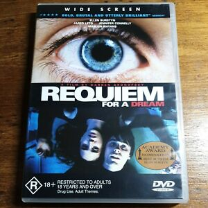 Requiem for a Dream DVD R4 LIKE NEW FREE POST