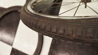 "20 x 1 3/8"" Bicycle Tire - Huffy Rail Wheel Banana Seat Muscle Bike Tread"