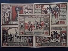 5 MINT BILLS HAIL DREADED TOTENKOPF FORCES (1744-1945) XXX-RARE MILITARIA