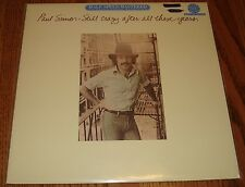 PAUL SIMON STILL CRAZY AFTER ALL THESE YEARS HALF SPEED MASTER MASTERSOUND SS