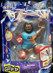 Heroes of Goo Jit Zu Space Jam A New Legacy Lebron James Goo Heroes Stretch Toy!