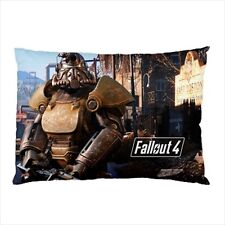 Hot New Fallout 4 Game PC PS 4 for Pillow Case One Side Print Free Shipping