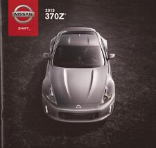 2013 13  Nissan 370Z original sales brochure