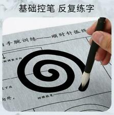 Chinese Calligraphy Practice Repeat Use Magic Water Write Cloth Brush Copybook