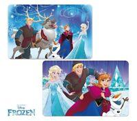 Official Disney Frozen 3D Placemat Dinner Mat for Kids Childrens Elsa Anna