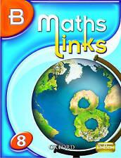 MathsLinks: 2: Y8 Students' Book B: 8B by Nina Patel, Mike Heylings, Pete...