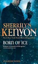 Born of Ice by Sherrilyn Kenyon (Paperback, 2009) New