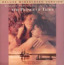 PRINCE OF TIDES (THE) WS CC LASERDISC Barbra Streisand, Nick Nolte