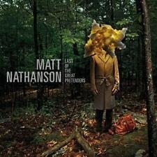 The Last Of The Great Pretenders von Matt Nathanson (2014), Neu OVP, CD