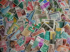 Indonesia scrap pile of 275 (duplicates, mixed condition) check them out!