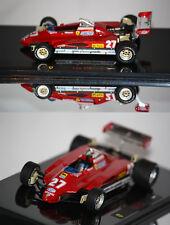Hotwheels Elite F1 Ferrari 126 C2 G.Villeneuve 1982 1/43 N5580