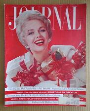 LADIES' HOME JOURNAL magazine Dec 1959 CHRISTMAS-Mrs. BILLY GRAHAM-Al Parker