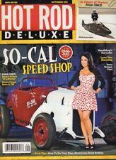 Hot Rod Deluxe Magazine So-Cal Speed Shop September 2011 011618nonr
