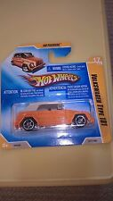 Hot Wheels VW Volkswagen Type 181 Thing Number 17 Dated 2008 Mint on Card
