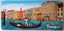 Fridge magnet Jumbo Venice Italy souvenir,Italian souvenir /Day,3D gift resin