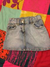United Colour Of Benetton Girl Skirt Size:8 Y