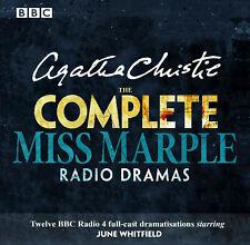 Agatha Christie Complete Miss Marple All 12 BBC Full-cast Radio Dramas 24 Cd's